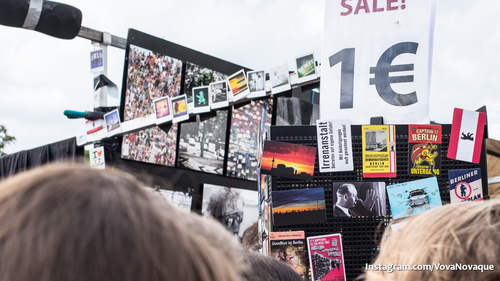 Where to buy souvenirs in Berlin
