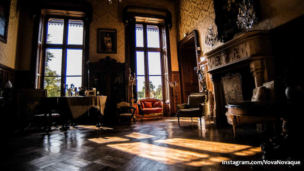 Rooms in Chateau Challain