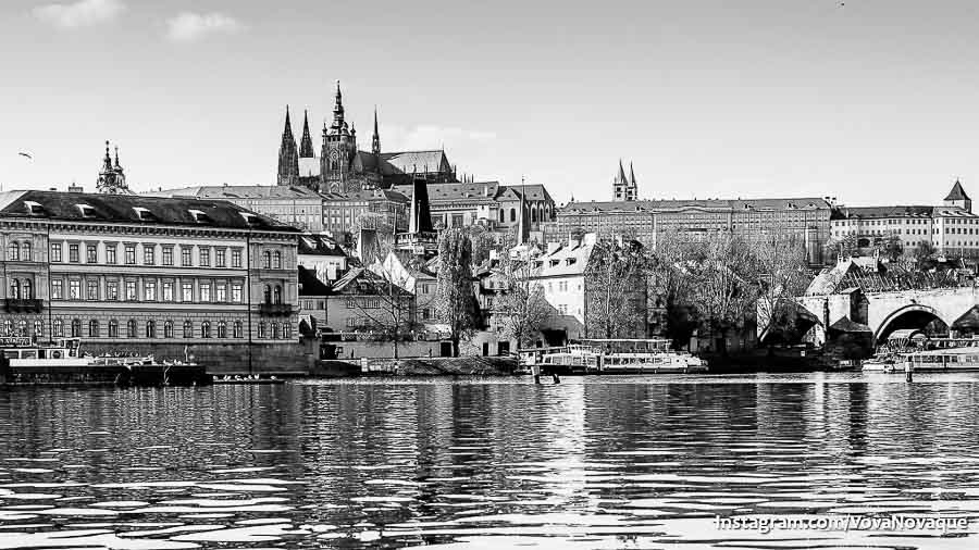 One day in Prague travel plan