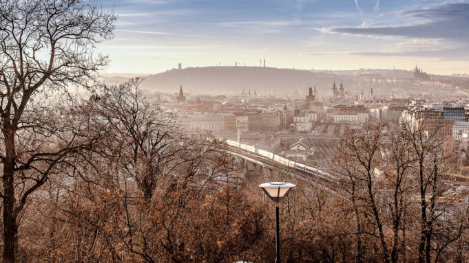 Top 5 hills of Prague