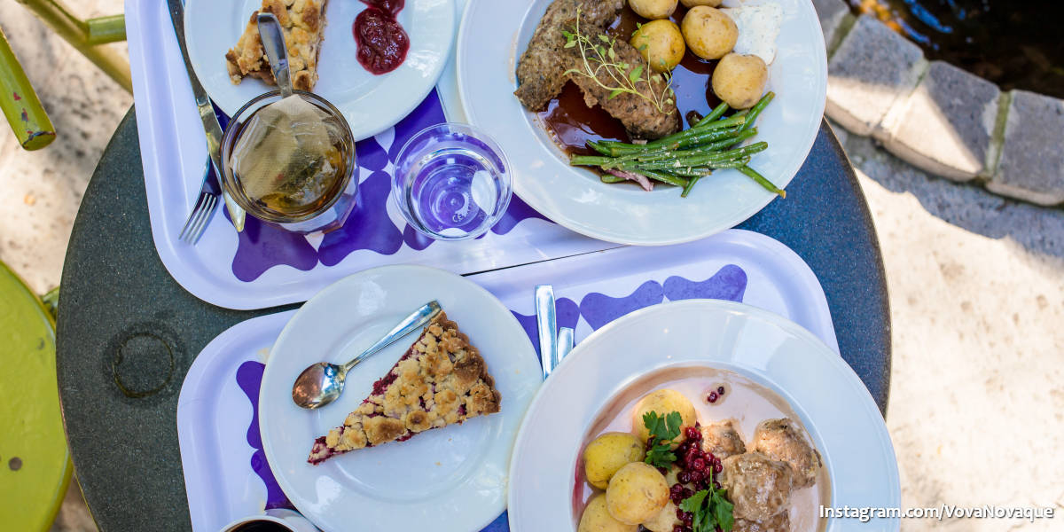 What to eat in Stockhom