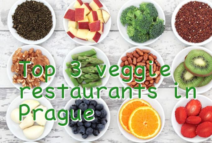 top vegeterian restaurants in Prague