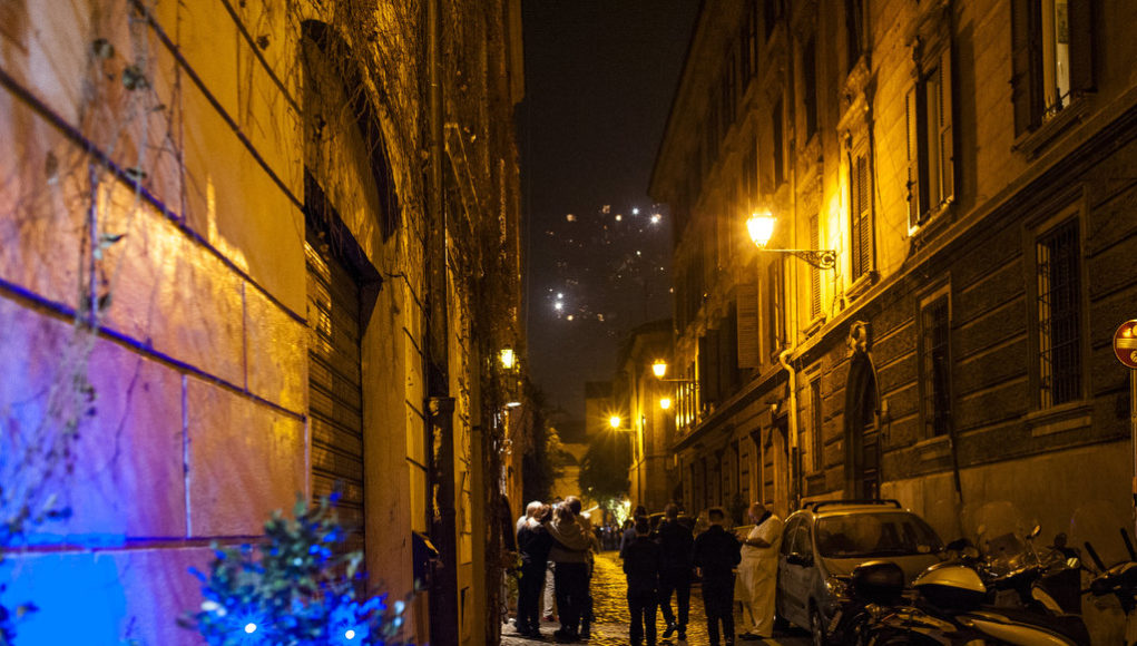 New Year 2016 in Rome