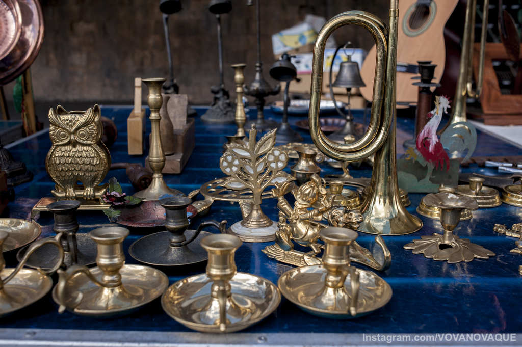 Things to buy for home in Porta Portese