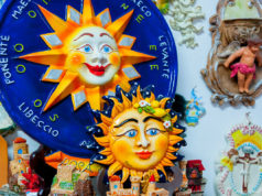 Where to buy Sicilian souvenirs