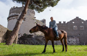Where to ride horse in Rome