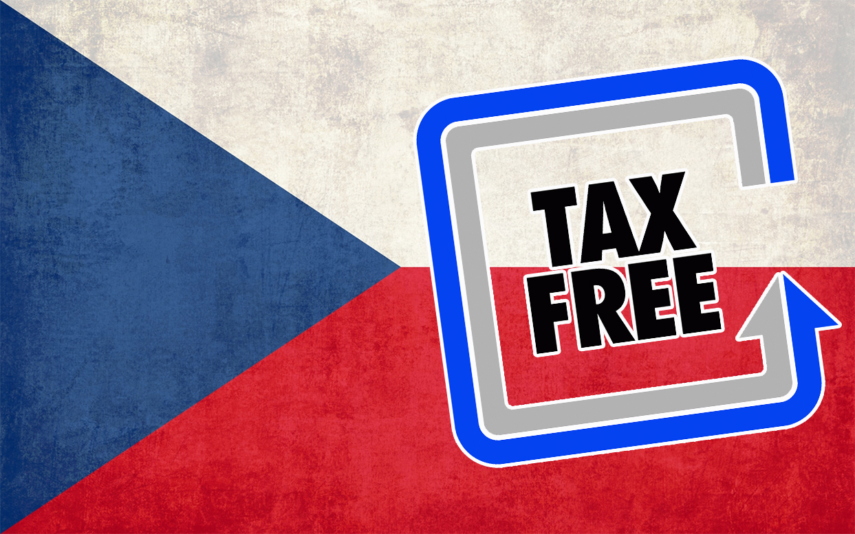 Tax Free Refund in Prague Aiport
