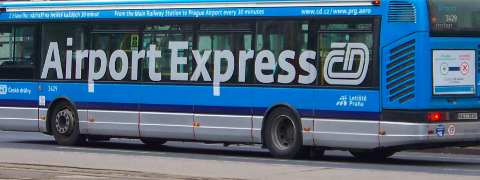 airport express Prague