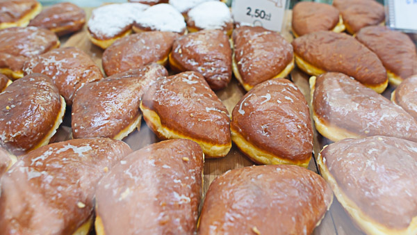 Polish Donuts in Wroclaw recipe
