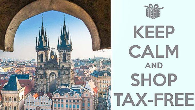 Tax Free Refund in Prague