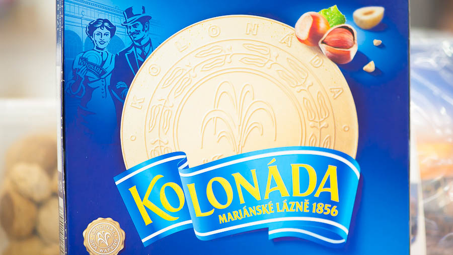 spa wafers Kolanada