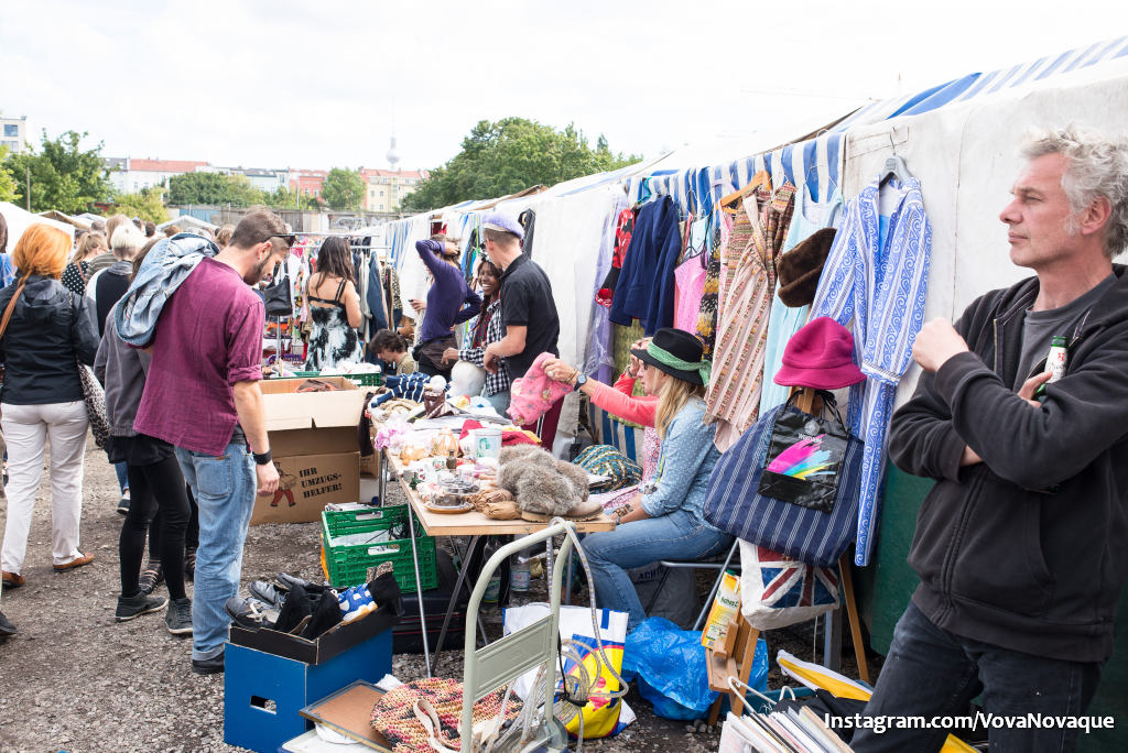 Berlin Flee Market
