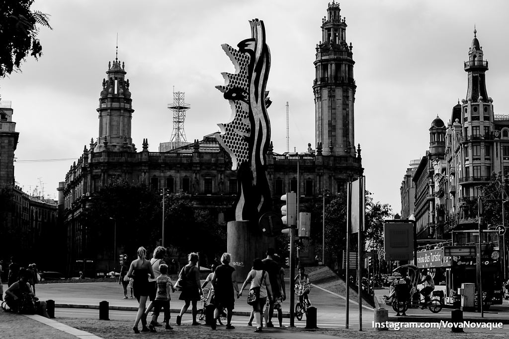 Photography in Barcelona