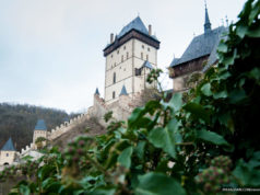 Christmas in Karlstejn Castle