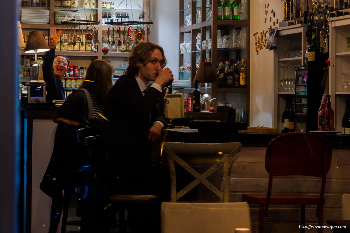 Best place to go in Trastevere