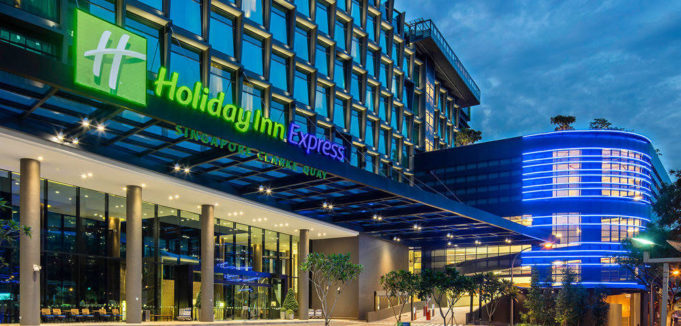 Holiday Inn Express Clarke Quay Singapore hotel