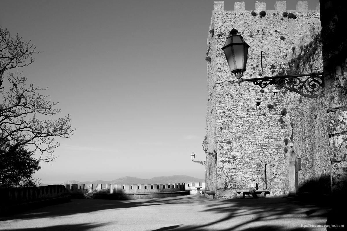 Erice fortress