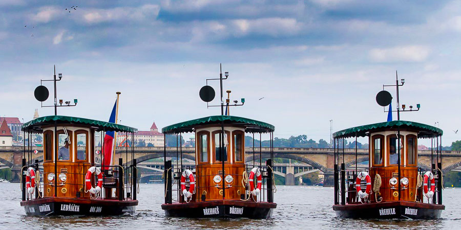 Prague Ferries