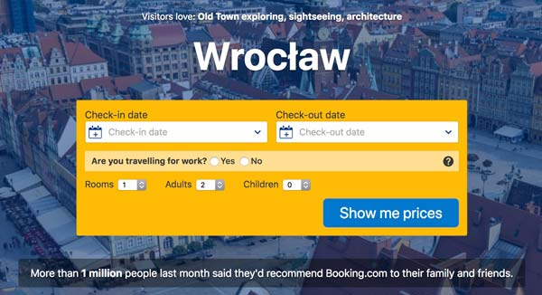 Hotels in Wroclaw
