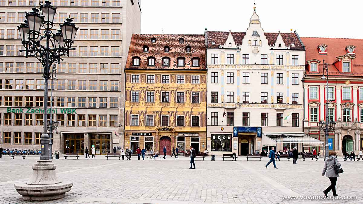 One day trip to Wroclaw
