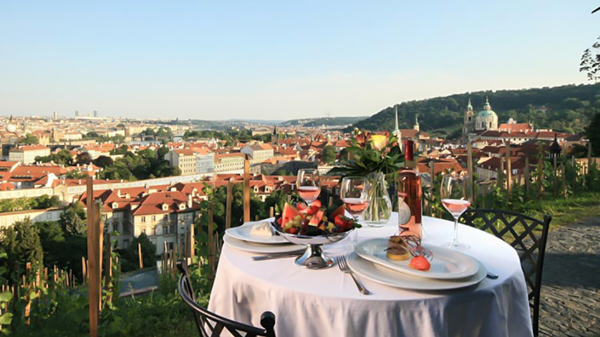 Summer in Prague activities restaurants and bars