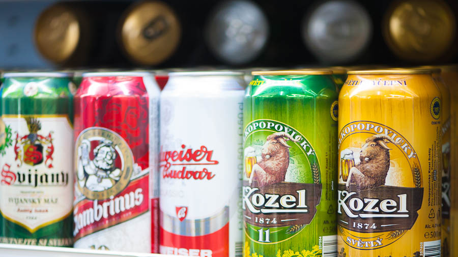 Czech Beer what to taste