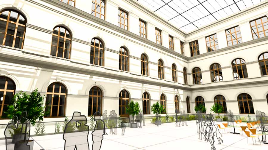 National Museum in Prague After Reconstruction