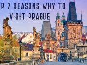 Reasons why to visit Prague