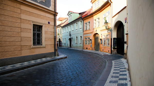 Tours around Mala strana prague