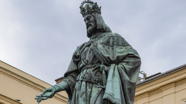Famous Czech people Charles IV