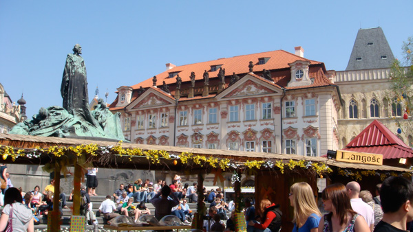 Easter traditions in Prague