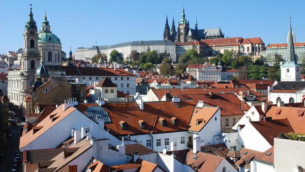 History of Mala strana District