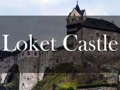 Loket Castle in Czech Republic
