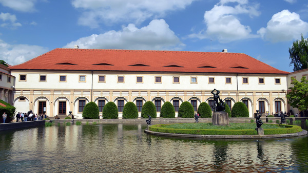 Mala Strana Wallenstein Riding School