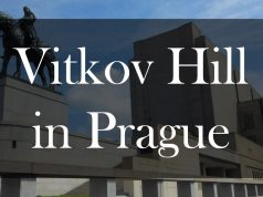 National Memorial on Vitkov Hill in Prague