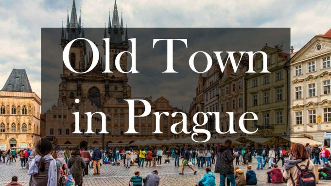 Old Town in Prague Main Sights