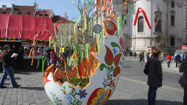 Easter in Prague traditions