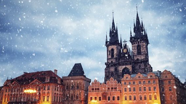 Events in January in Prague