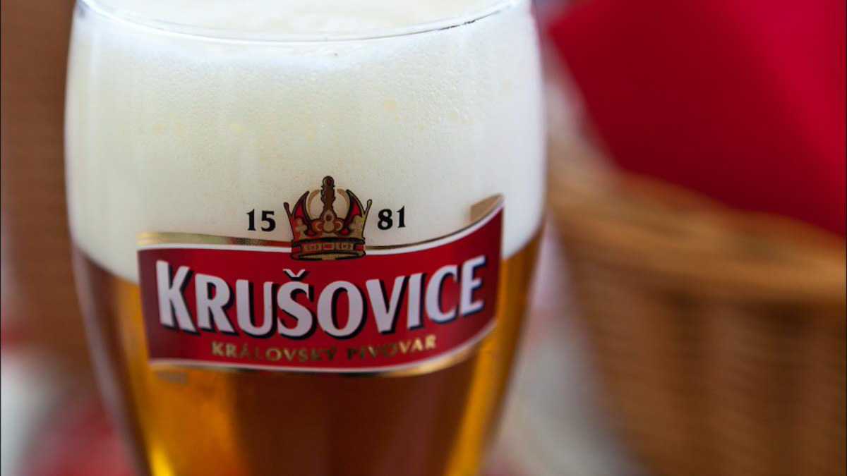 history of czech beer