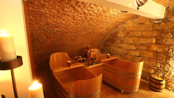 Best Luxury Spa and Wellness Centers in Prague Aparthotel & Spa Carolline