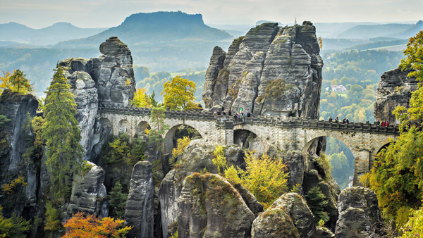 One day tour from Prague to Bohemian Switzerland