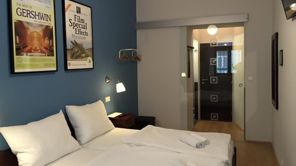 3 star hotels in Prague Central Studios