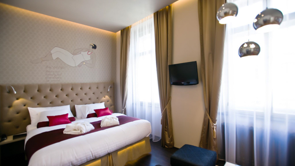 Design Hotel Jewel 4 star hotels in Prague