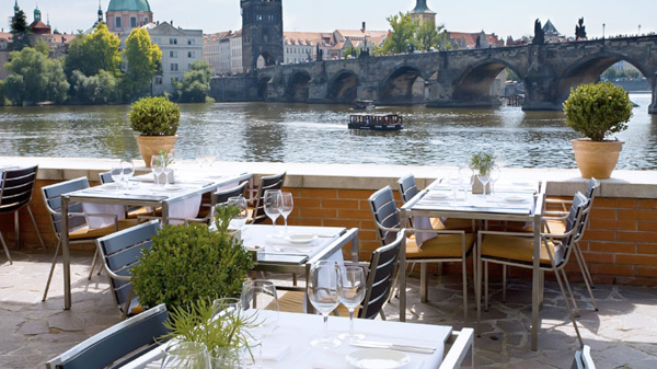 best czech restaurants in Prague Hergetova Cihelna