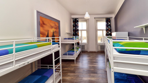 best hostels in Prague Hostel One Home