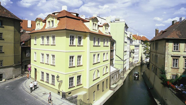 hotels near the Charles Bridge Hotel Certovka
