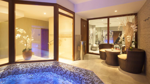 Best Luxury Spa and Wellness Centers in Prague Hotel Kings Court