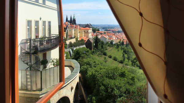 best 4 star hotel in Prague Hotel Questenberk