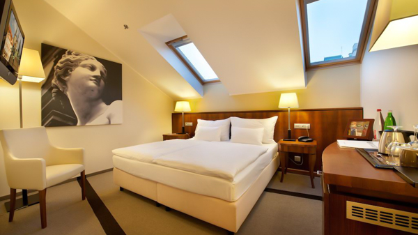 hotels near Prague train station Hotel Sovereign
