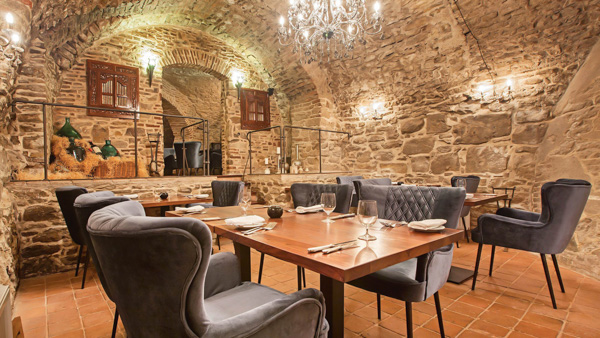 best czech restaurants in Prague Le Terroir